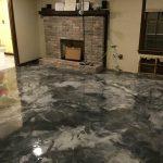 Marble Epoxy Flooring | Frisco Cincinnati